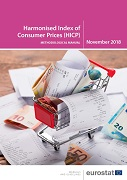 Harmonised Index of Consumer Prices (HICP) methodological manual — 2018 edition