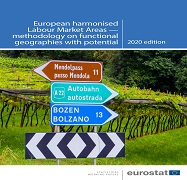 European harmonised Labour Market Areas — Methodology on functional geographies with potential — 2020 edition