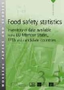Food safety statistics - Inventory of data available in the EU Member States, EFTA and candidate countries