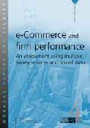 e-Commerce and firm performance - An assessment using multiple survey sources and linked data