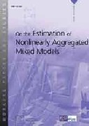On the Estimation of Nonlinearly Aggregated Mixed Models