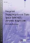 Temporal Disaggregation by State Space Methods: Dynamic Regression Methods Revisited