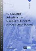 The seasonal adjustment of qualitative business and consumer surveys