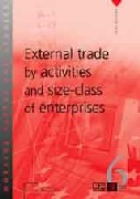 External trade by activities and size-classes of enterprises