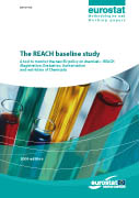 The REACH baseline study, A tool to monitor the new EU policy on chemicals - REACH (Registration, Evaluation, Authorisation and restriction of Chemicals)