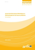 Cover Image 1st and 2nd International Workshops on Methodologies for Job Vacancy Statistics - Proceedings