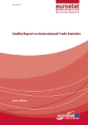 Quality report on international trade statistics