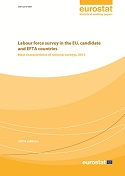 Labour force survey in the EU, candidate and EFTA countries - Main characteristics of national surveys, 2013 - 2014 edition
