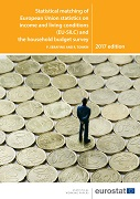 Statistical matching of European Union statistics on income and living conditions (EU-SILC) and the household budget survey