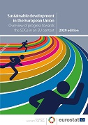 Cover Image Sustainable development in the European Union — Overview of progress towards the SDGs in an EU context — 2020 edition