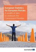 European Statistics for European Policies — A wealth of data to underpin the Commission Priorities