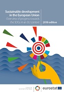 Cover Image Sustainable development in the European Union — Overview of progress towards the SDGs in an EU context — 2018 edition