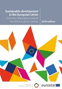 Sustainable development in the European Union — Overview of progress towards the SDGs in an EU context — 2019 edition