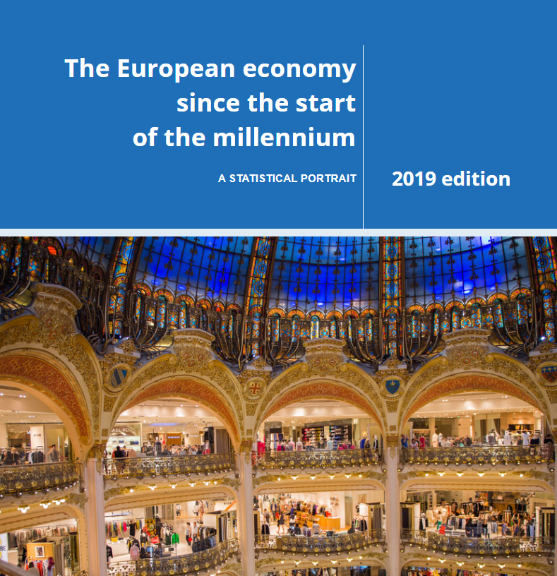 Link to the interactive visualisation on the EU economy since 2000