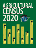 Poster: Agricultural Census 2020