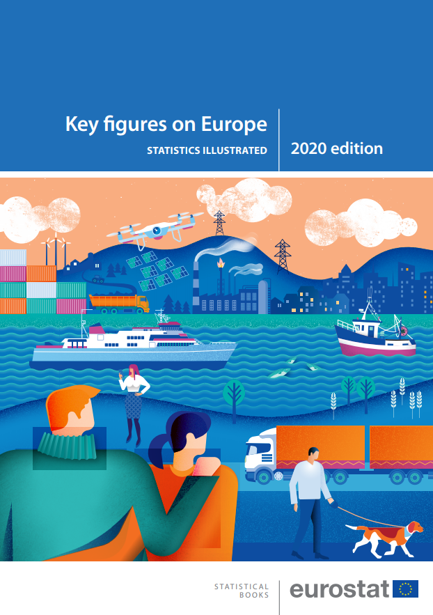 Key figures 2020 cover