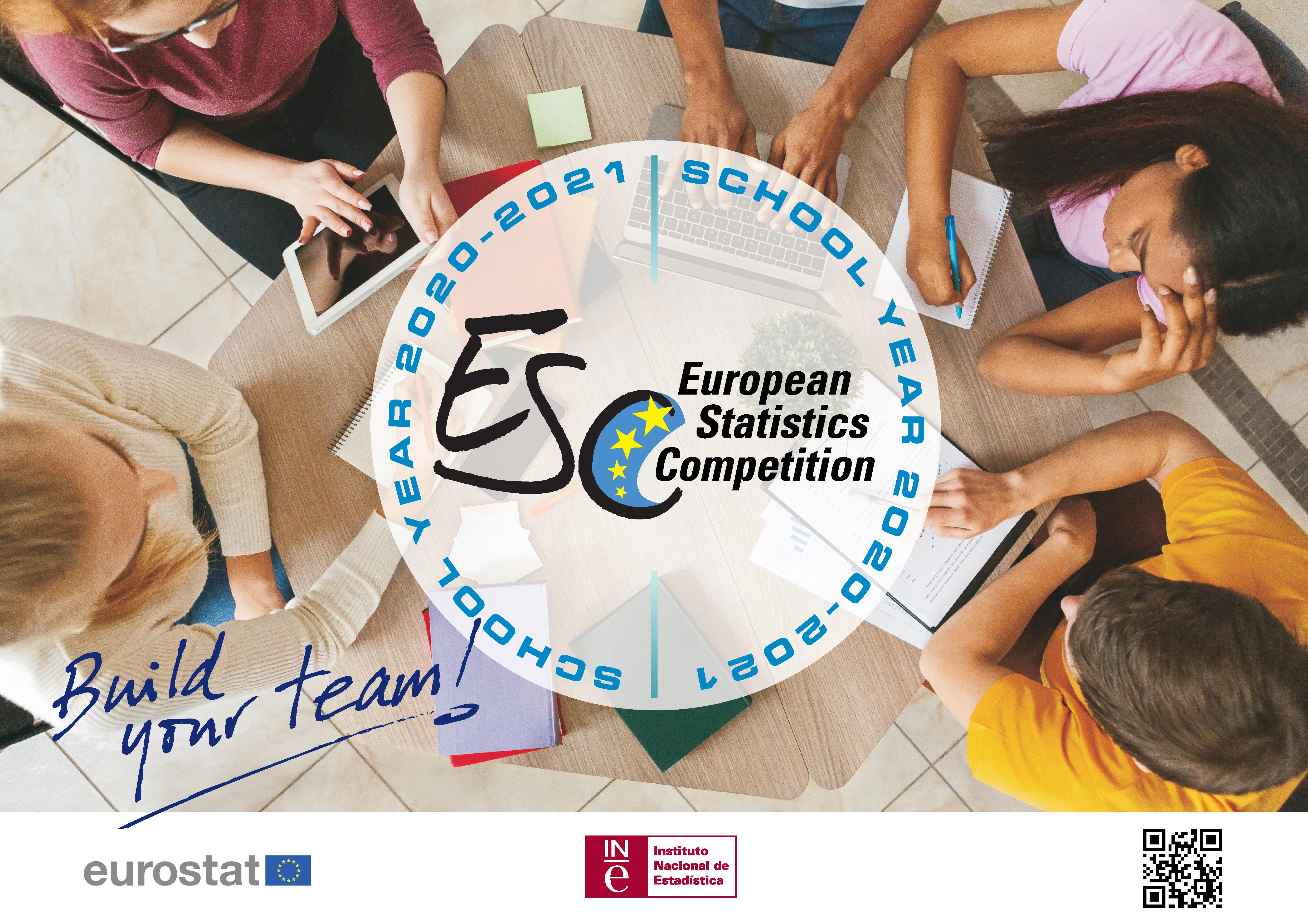 European Statistics Competition 2021