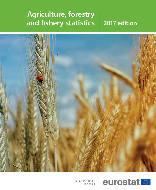 Agriculture, forestry and fishery statistics pocketbook
