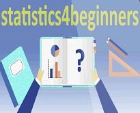 Logo Statistics 4 beginners