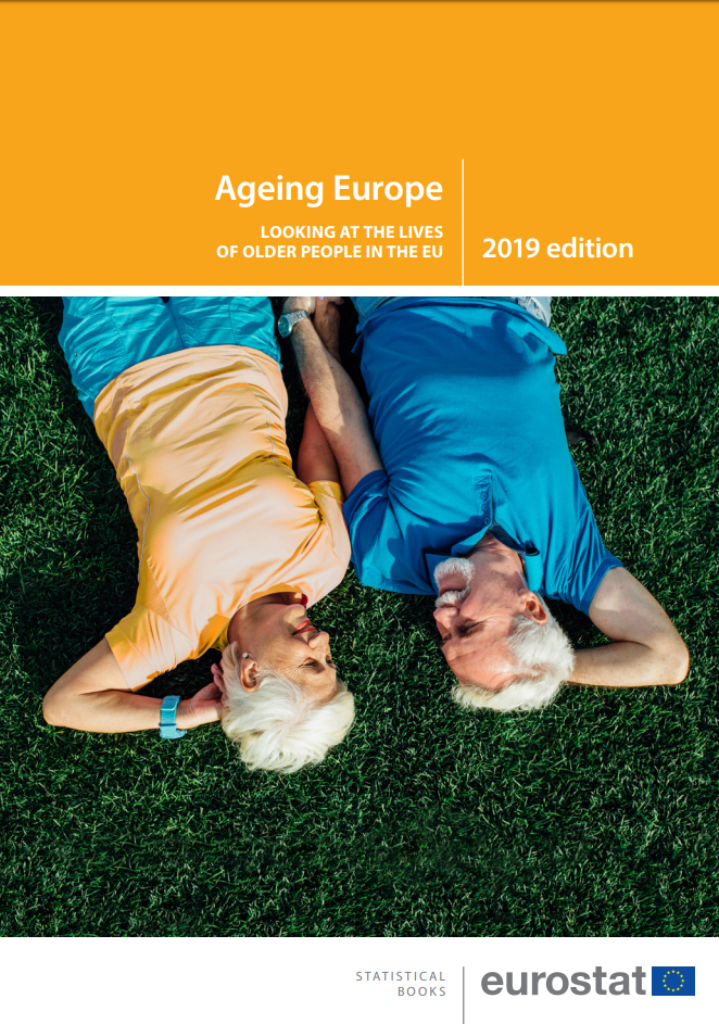 Cover of Ageing Europe 2019