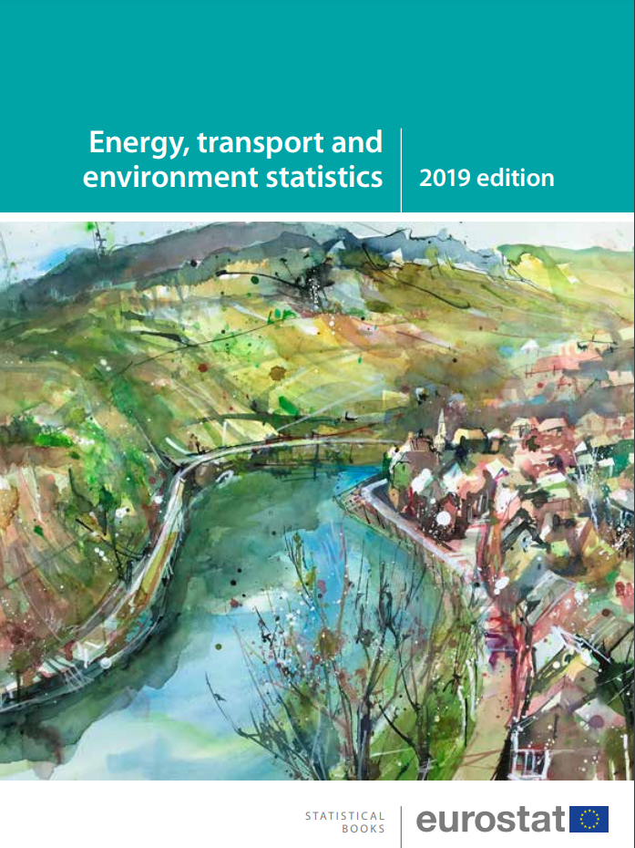 Cover of Energy, transport and environment indicators – 2019 edition
