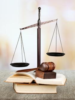 Image illustrating criminal justice