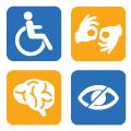Bild 'Statistiken zu Menschen mit Behinderung' © tsvetina_ivanova / Shutterstock.com