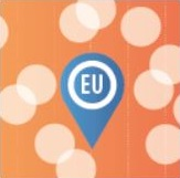 Icône représentant l'outil «Mon pays dans une bulle»