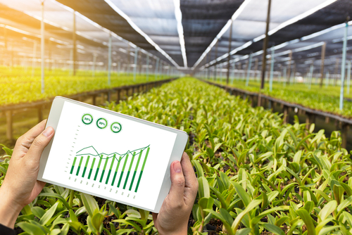 Image of agriculture statistics