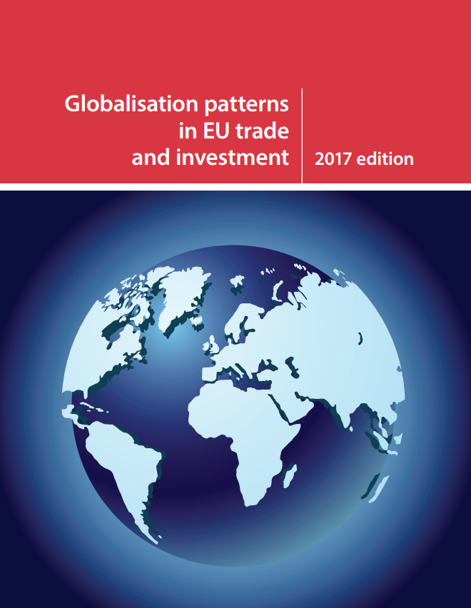 Cover of the Publication Globalisation patterns