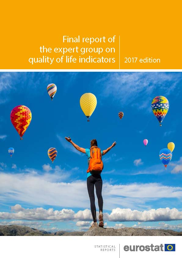 Final report of the expert group on quality of life indicators