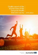 Quality report of the second wave of the European Health Interview survey