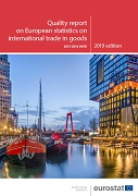 Quality report on European statistics on international trade in goods — 2013-2016 data — 2019 edition