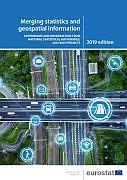 Cover Image Merging statistics and geospatial information — Experiences and observations from national statistical authorities, 2012-2015 projects