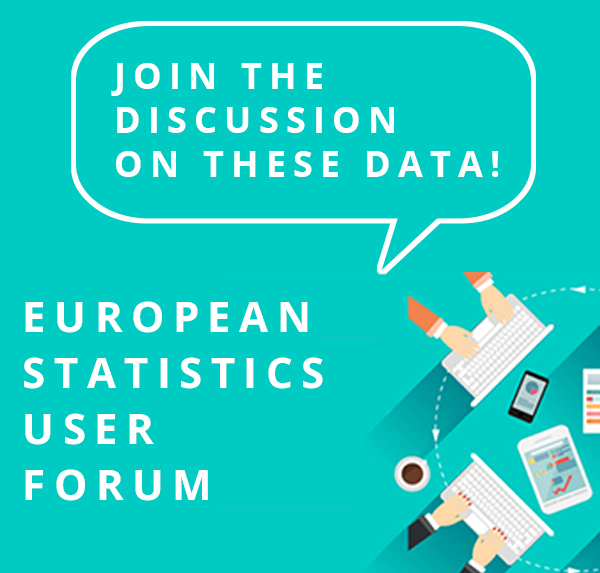 European statistics user forum icon