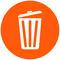 Icon Waste statistics - © Fine Art / Shutterstock.com