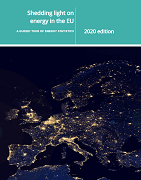 Shedding light on energy in the EU — A guided tour of energy statistics — 2020 edition