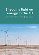 Shedding light on energy in the EU — A guided tour of energy statistics — 2021 edition
