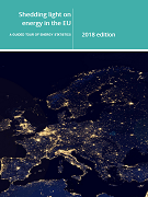 Shedding light on energy in the EU — A guided tour of energy statistics — 2018 edition