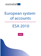 Cover Image The European System of Accounts — ESA 2010 — interactive version