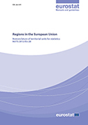 Cover Image Regions in the European Union - Nomenclature of territorial units for statistics - NUTS 2013/EU-28