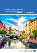 Cover Image Regions in the European Union — Nomenclature of territorial units for statistics — NUTS 2016/EU-28