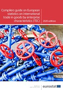 Cover Image Compilers guide on European statistics on international trade in goods by enterprise characteristics — 2020 edition