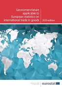 Geonomenclature applicable to European statistics on international trade in goods — 2020 edition