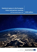 Cover Image Statistical regions in the European Union and partner countries — NUTS and statistical regions 2021