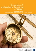 Compendium of methodological clarifications — ESSPROS: European system of integrated social protection statistics — 2021 edition
