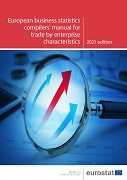 European business statistics compilers' manual for trade by enterprise characteristics — 2021 edition