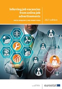 Inferring job vacancies from online job advertisements — 2021 edition