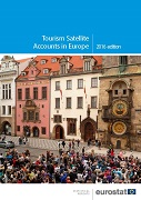 Cover Image Tourism Satellite Accounts in Europe