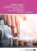 Quality report on balance and payments (BOP), international trade in services (ITS) and foreign direct investment statistics (FDI) DATA 2017 — 2018 edition